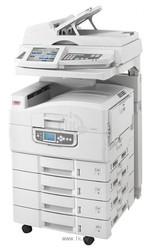 Oki -с9800 струйный принтер