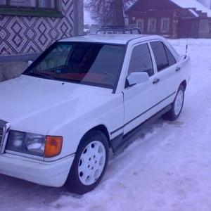 Mercedes 190,  1989