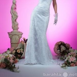 Шикарное свадебное платье To be bride 42 р-р