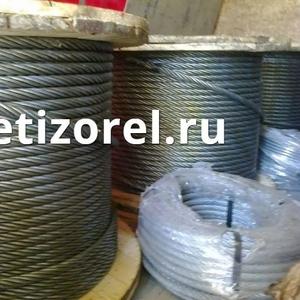 Канат гост 3063 80 трос стальной одинарной свивки типа тк