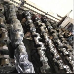 Вал коленчатый  Д50 шлифованный  2-го ремонта,  запчасти тепловоза тэм-2