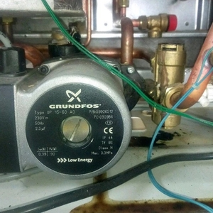 Ремонт настенных газовых,  электрических котлов отопления
