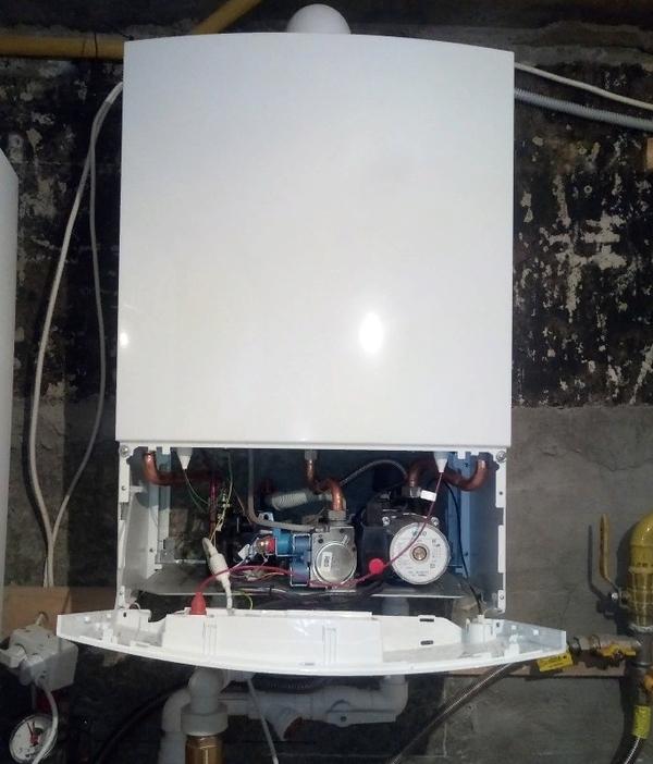 Ремонт настенных газовых,  электрических котлов отопления 2