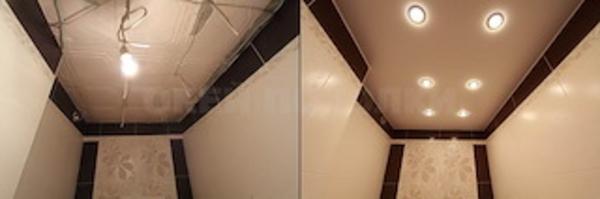 Натяжные потолки от компании Эксклюзив 3
