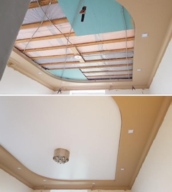 Натяжные потолки от компании Эксклюзив 4